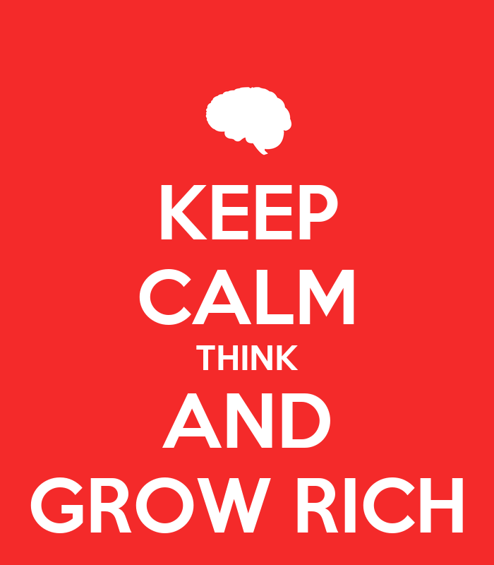 think and grow rich unedited pdf