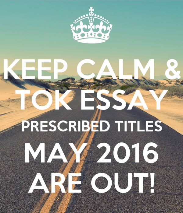 tok may 2016 authors titles