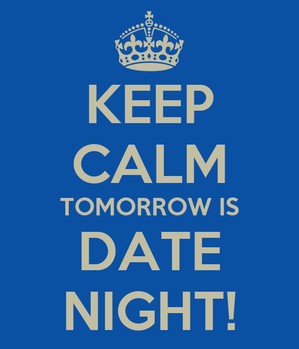 Tomorrow's date
