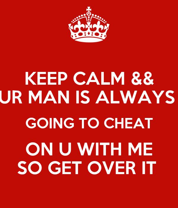 why do men always cheat