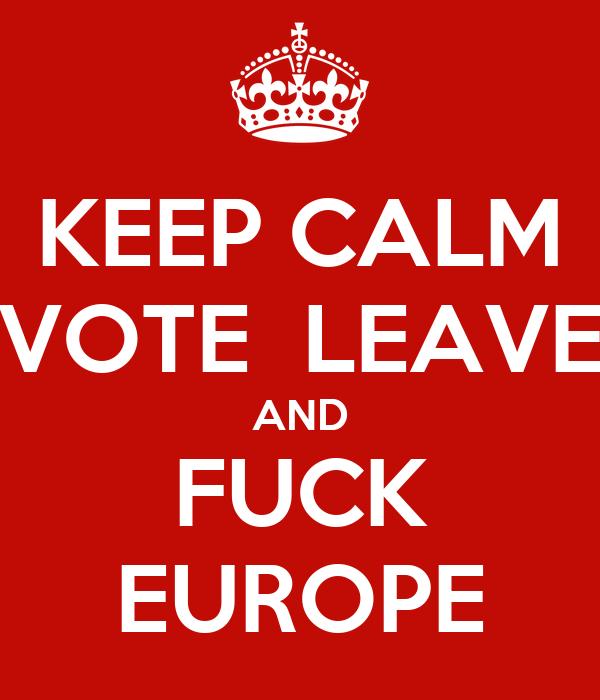 Fuck Europe 88