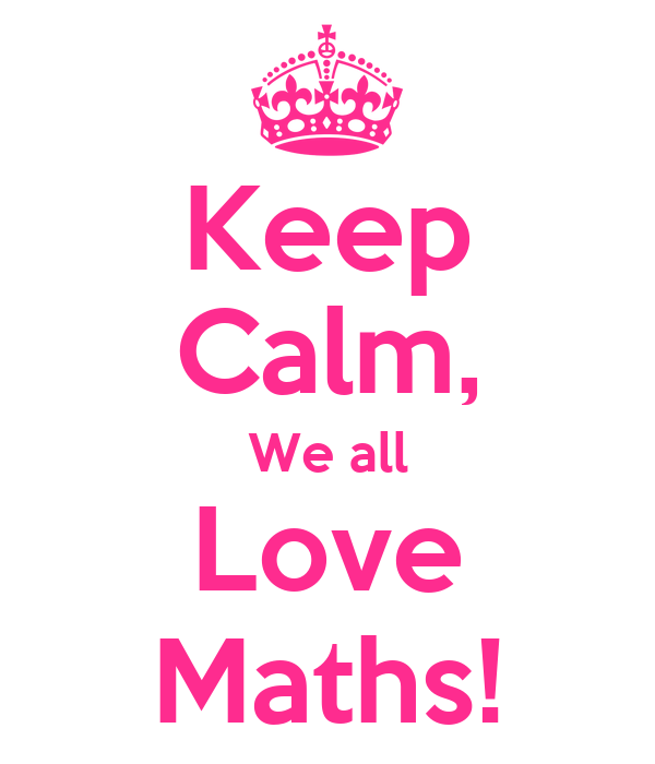 Image result for we love maths