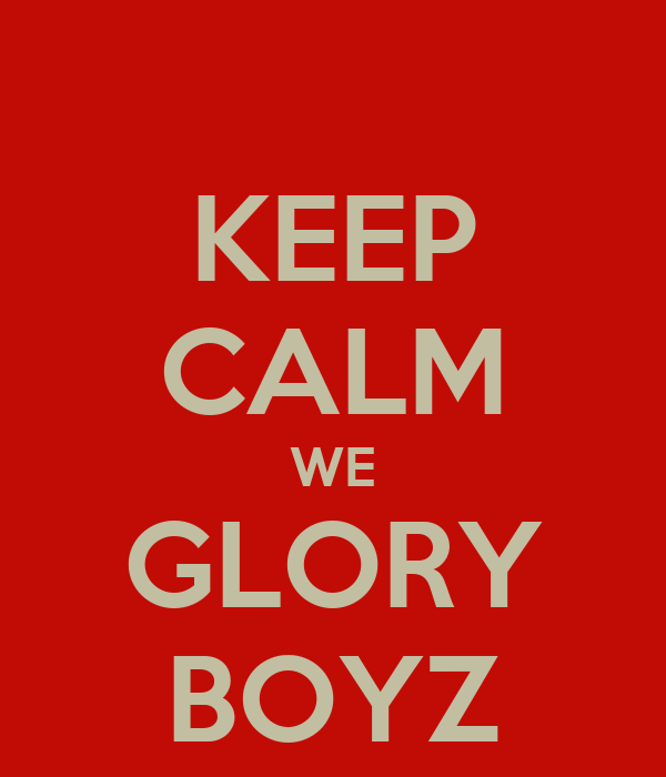 Glory Boyz Symbol by shinykomodiver1994 ...