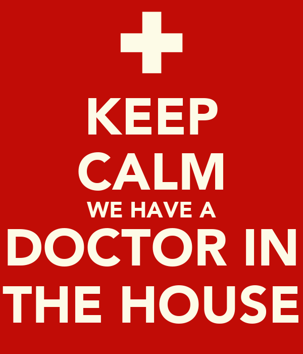 Image result for doctor in the house