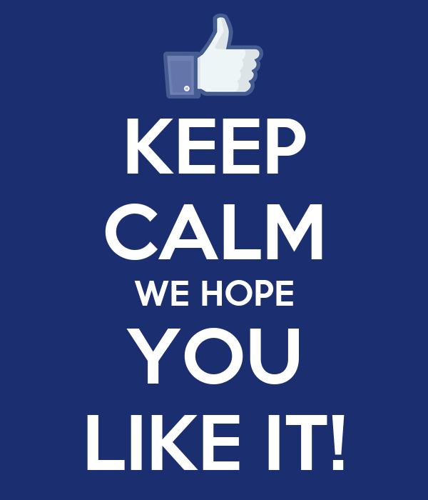 keep calm we you like it poster n keep calm o matic