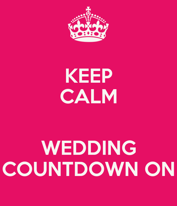 Wedding Day Countdown Quotes Daily Motivational Quotes