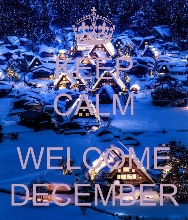Welcome December Quotes. QuotesGram
