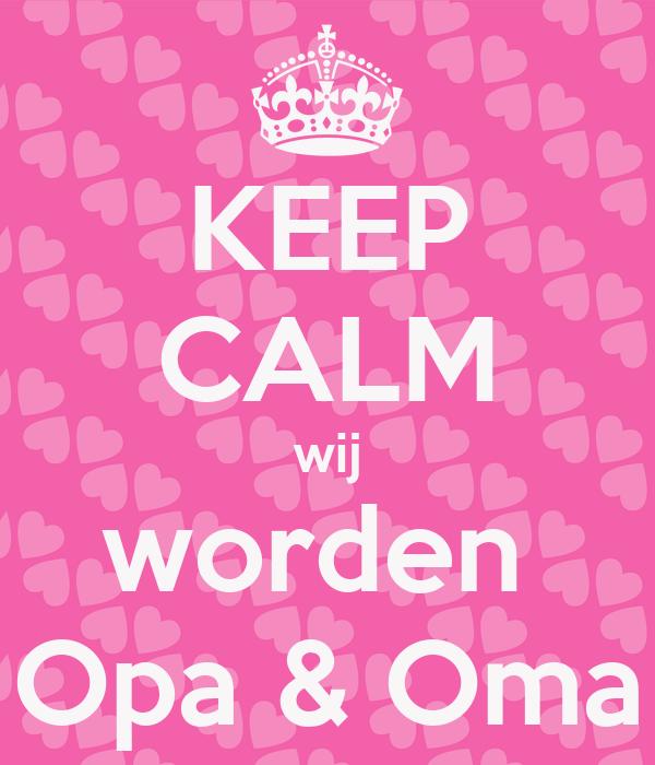 Genoeg Afbeeldingen Opa En Oma Worden @PVT39 - AgnesWaMu &LP79