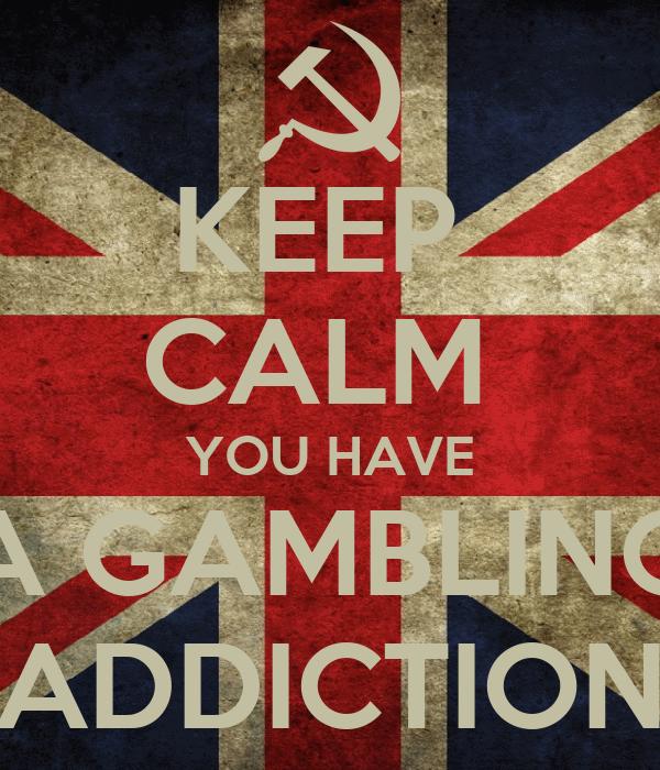 i have a gambling problem