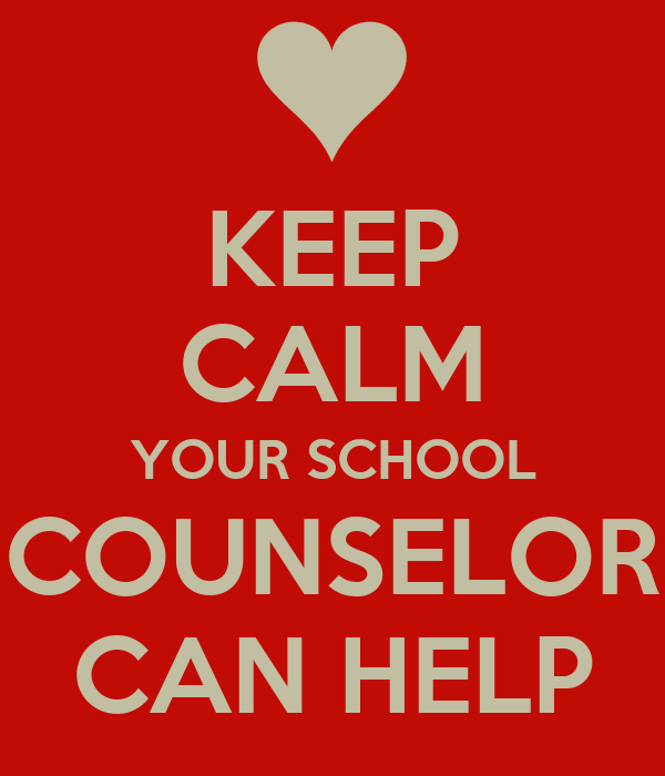 Image result for keep calm counselor