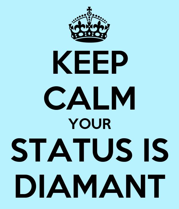 diamant status