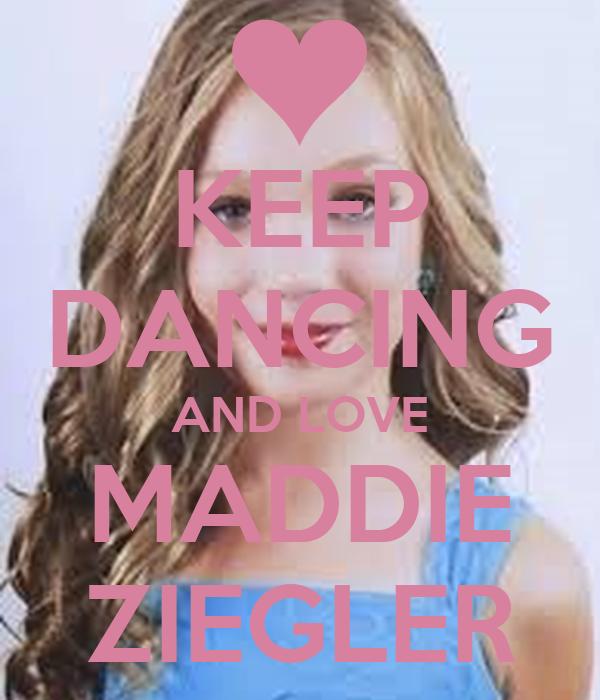 Maddie Ziegler Dancing