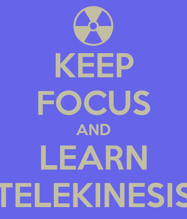 How To Do Telekinesis (Tutorial) | Book of Research