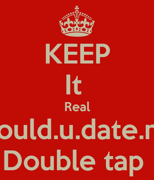 U date
