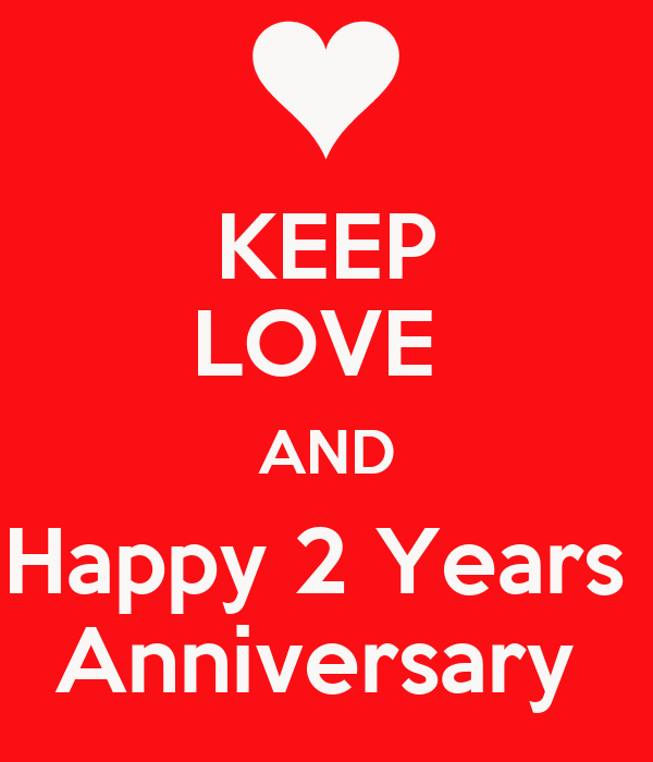 no passion in 2 year relationship anniversary