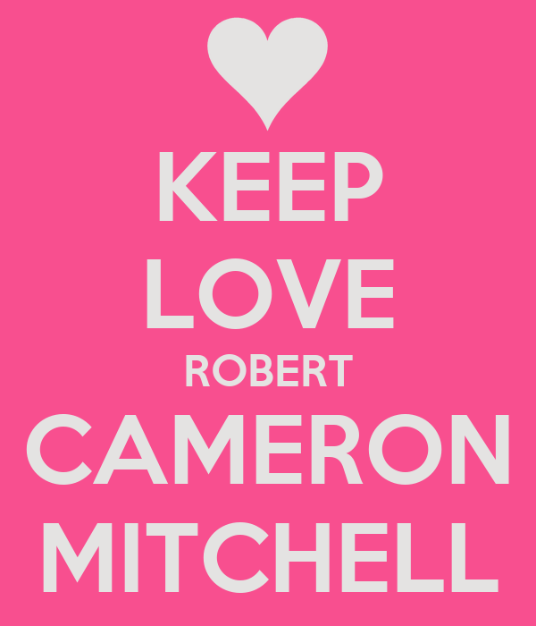 Superb Attrayant KEEP LOVE ROBERT CAMERON MITCHELL KEEP CALM AND CARRY ON Image  Generator