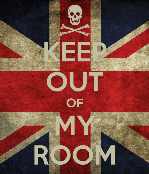 keep out of my room poster natalie keep calmomatic
