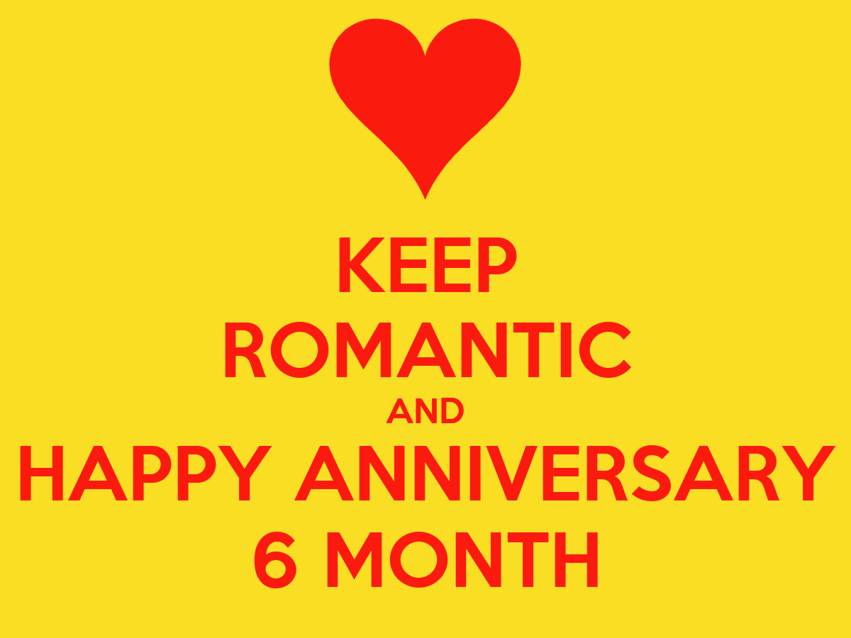 Keep romantic and happy anniversary month poster mahsa