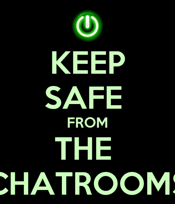 Are chat rooms safe