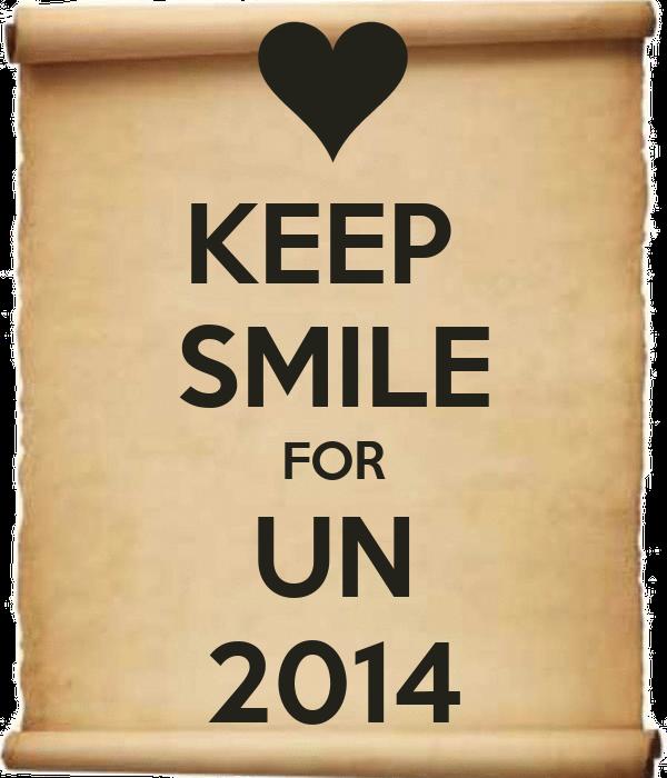 tentang 2 hal pertama gue mau galo soal UN dan segala macam tugas yang ...