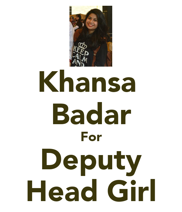 deputy head girl Deputy head girl shield badge by school badges uk - free shipping, no- hassle returns, same day despatch try our award winning service now.