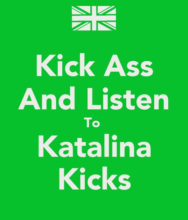 Kick ass bands to listen to