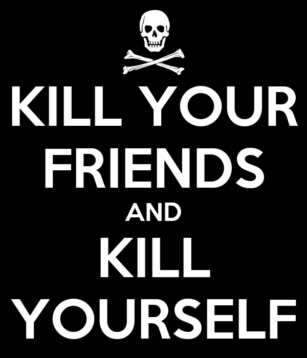 kill your friends book pdf