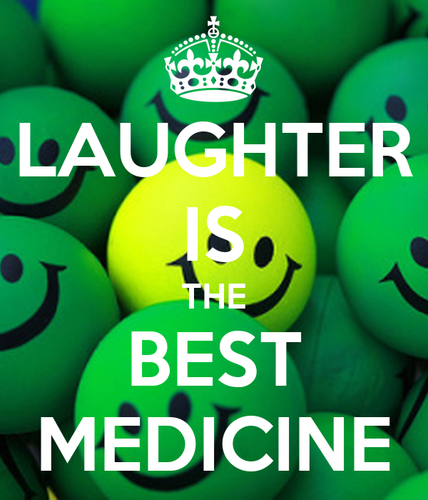 New Study Proves That Laughter Really Is The Best Medicine