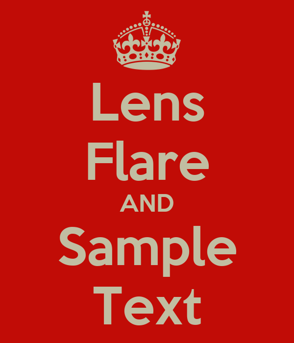Sample Text Wallpaper Lens Flare And Sample Text