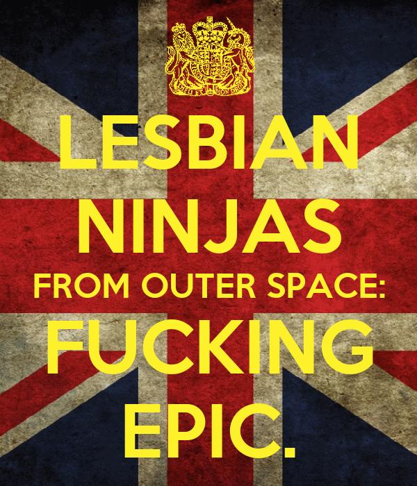 Lesbian Ninjas 89