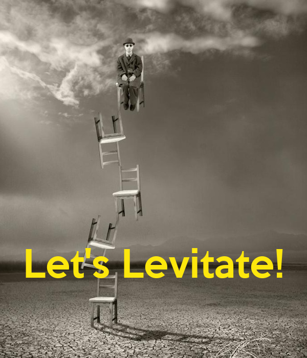 Let's Levitate! Poster | youlovetrap | Keep Calm-o-Matic