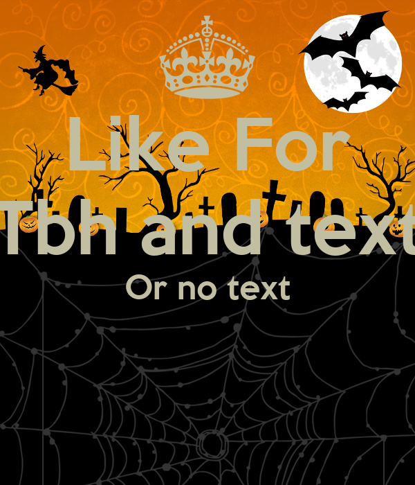 What is tbh in text