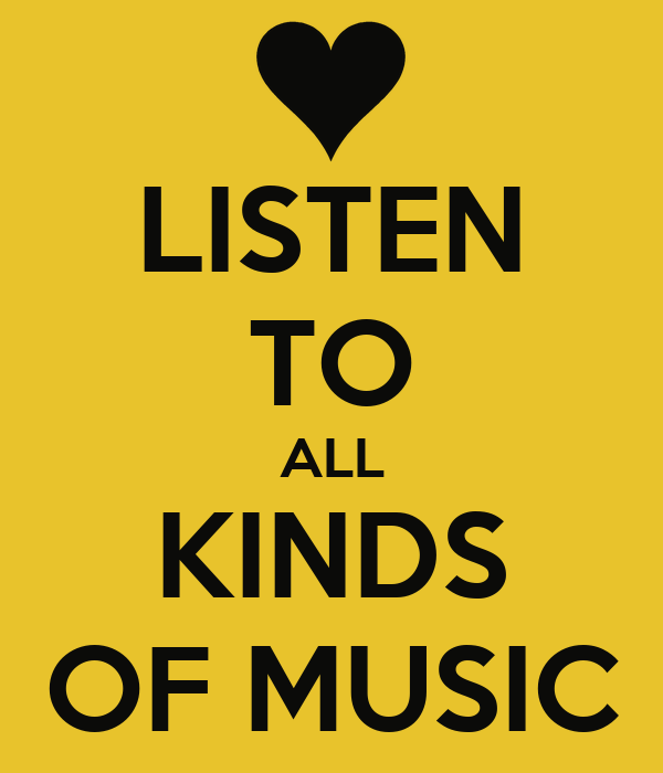 Image result for music all kinds