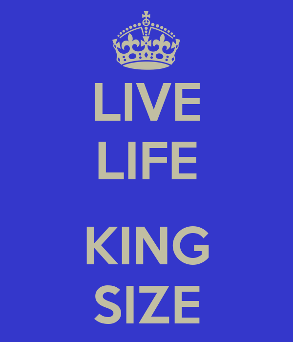 live life king size Exotic palace hotels in india that teach you to live life king size by vishal pandey on june 8, 2018 travel.