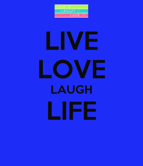 live love laugh life poster lanna keep calm o matic