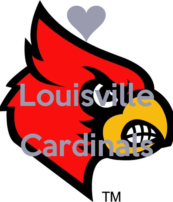 Louisville cardinals poster king keep calm o matic for King fish louisville