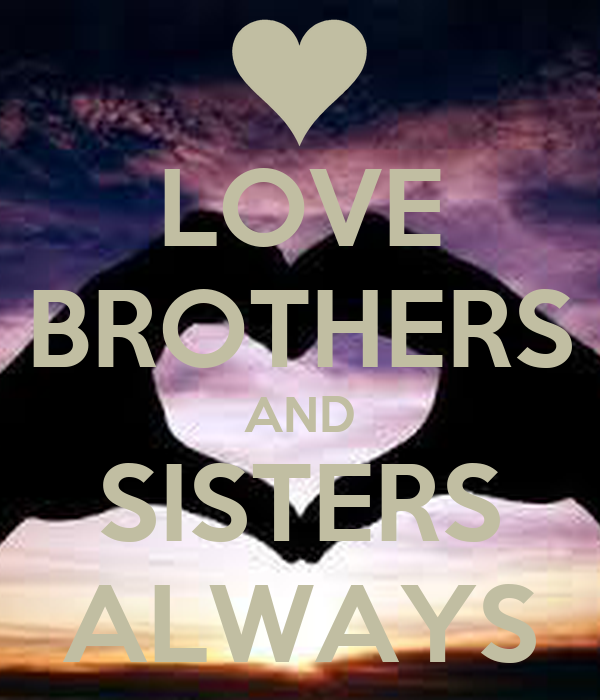 Love Brothers And Sisters Always Poster Mario Keep Calm O Matic