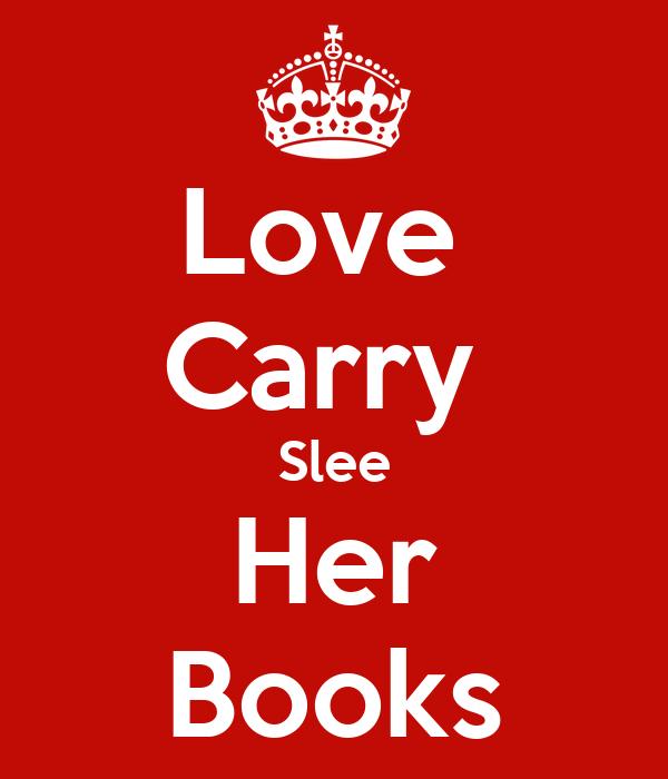 Carry Slee