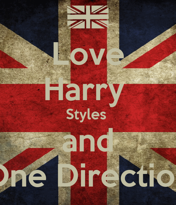 Harry Styles Calm And Love