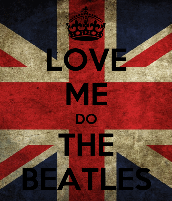 Beatles Love me do Love me do The Beatles