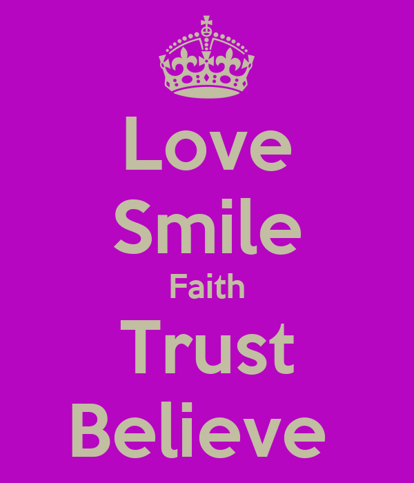 """article about love faith and trust Hebrews 13:5-6 your conduct must be free from the love of money and you in scripture there is """"faith,"""" trust or explanation of the faith-rest life."""