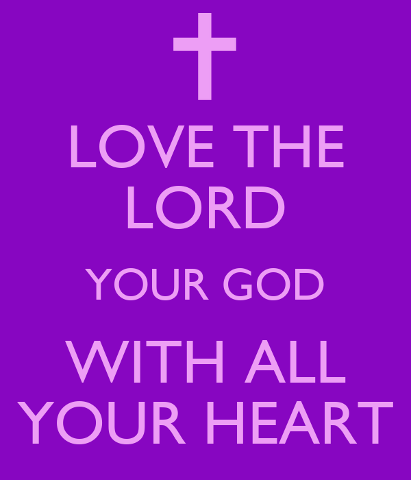 love the lord your god chords pdf