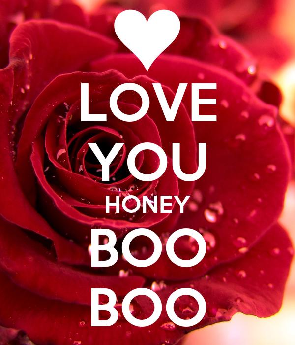 love you honey boo boo
