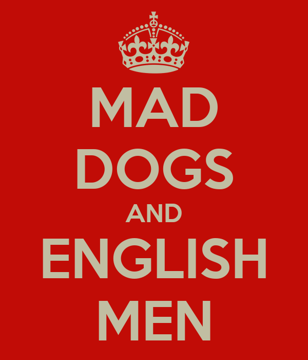 Mad Dogs Uk Download