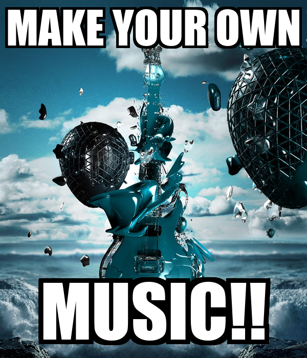 how to sell your own music