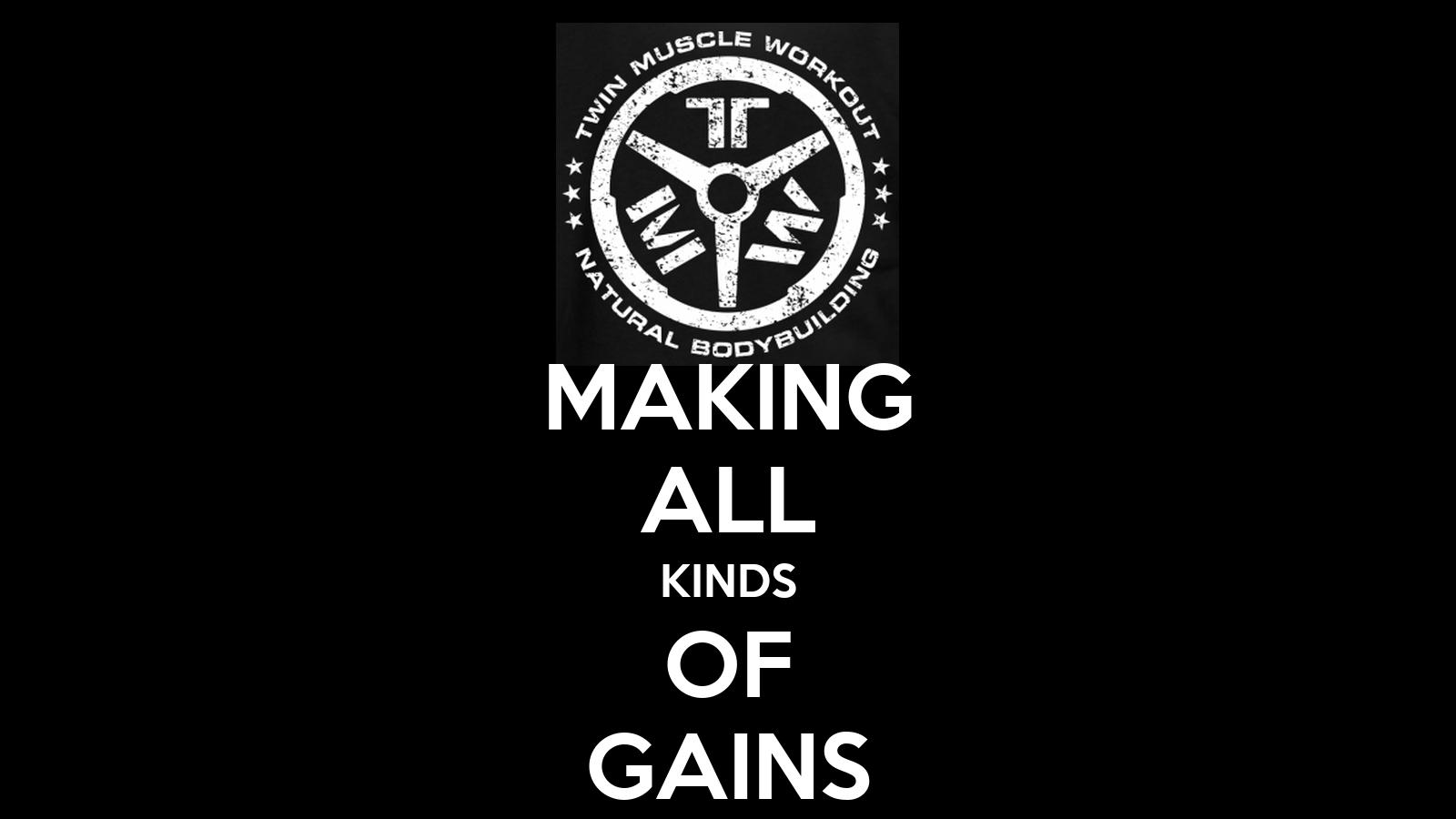 Anklebanger — @bahijkaddoura making all kind of gains ...