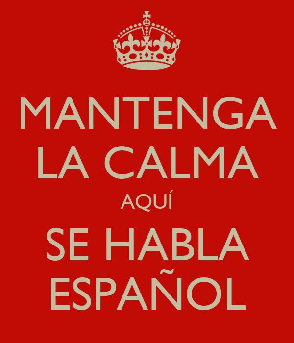 si habla espanol meaning