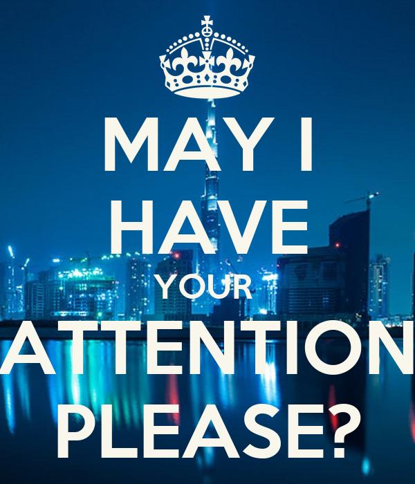 your curiosity please