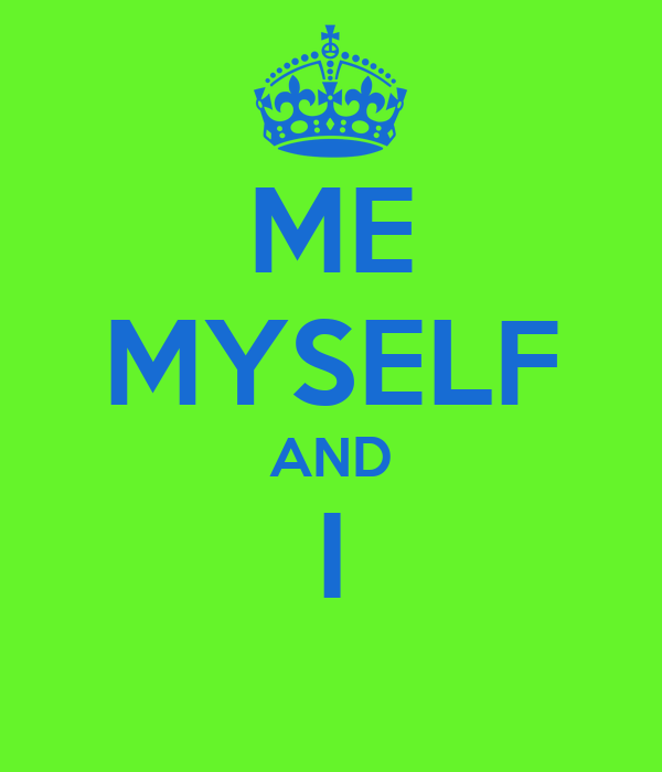 Me vs. Myself – What's the Difference?