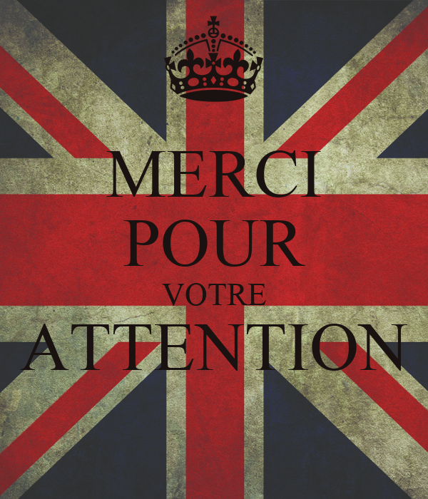 merci pour votre attention poster hiba keep calm o matic. Black Bedroom Furniture Sets. Home Design Ideas